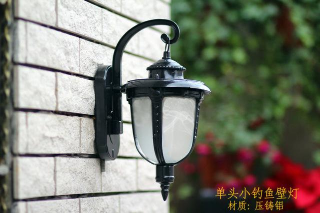 LED欧式壁灯防水庭院灯过道灯阳台灯走廊楼道墙壁灯厂家直销批发