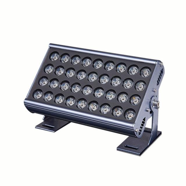 LED方形投光灯 蝙蝠款投射灯24W  36W 48W户外防水大功率射树灯