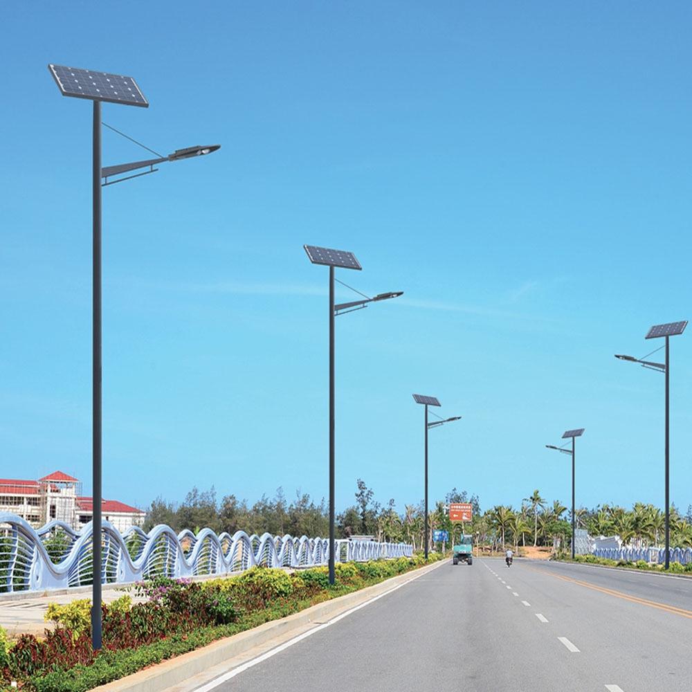 LED亮化工程景观照明灯具 太阳能路灯民族特色路灯现代简约路灯型号LGM-LDEG-30系列
