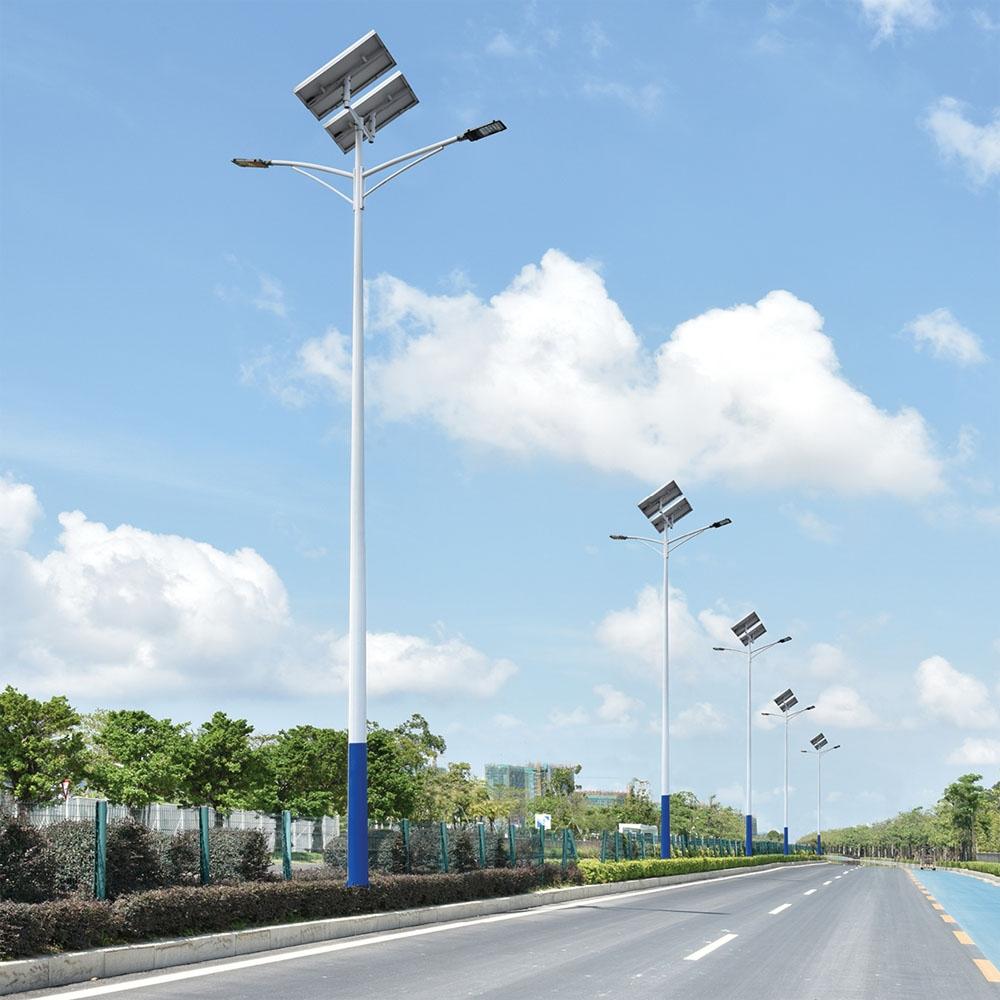 LED亮化工程景观照明灯具 太阳能路灯民族特色路灯现代简约路灯型号LGM-LDEG-35系列