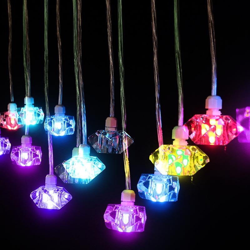 led景观亮化宝石灯星空灯5D失恋博物馆同款星空灯七彩变色DMX512控制景观灯具 型号LGM-JRD-GJD381