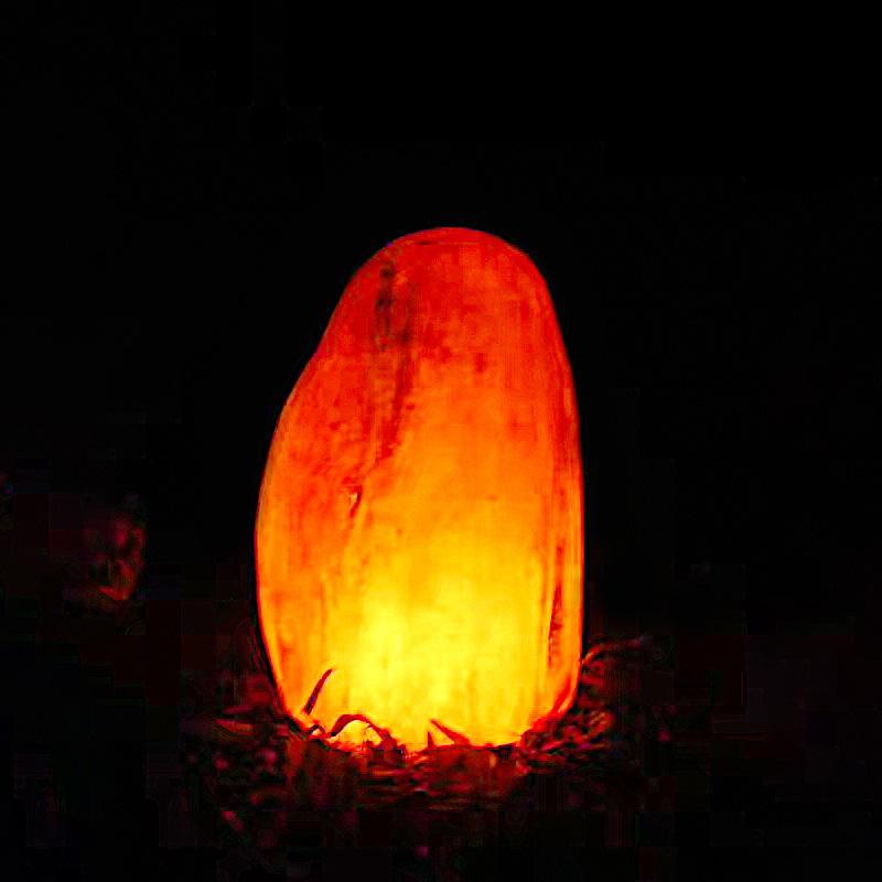 LED景观亮化发光石头景观灯 仿真石头景观灯发光石头石头公园草地草坪景观灯 型号LGM-DZD-STD384